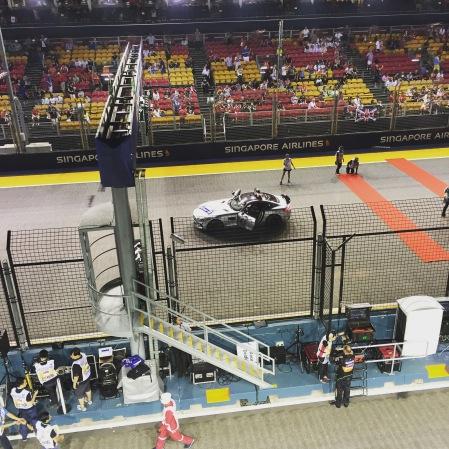 Singaopre Grand Prix 2015