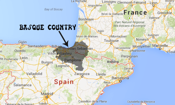 Image result for basque country
