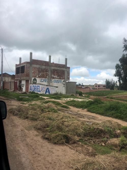 Peru Building